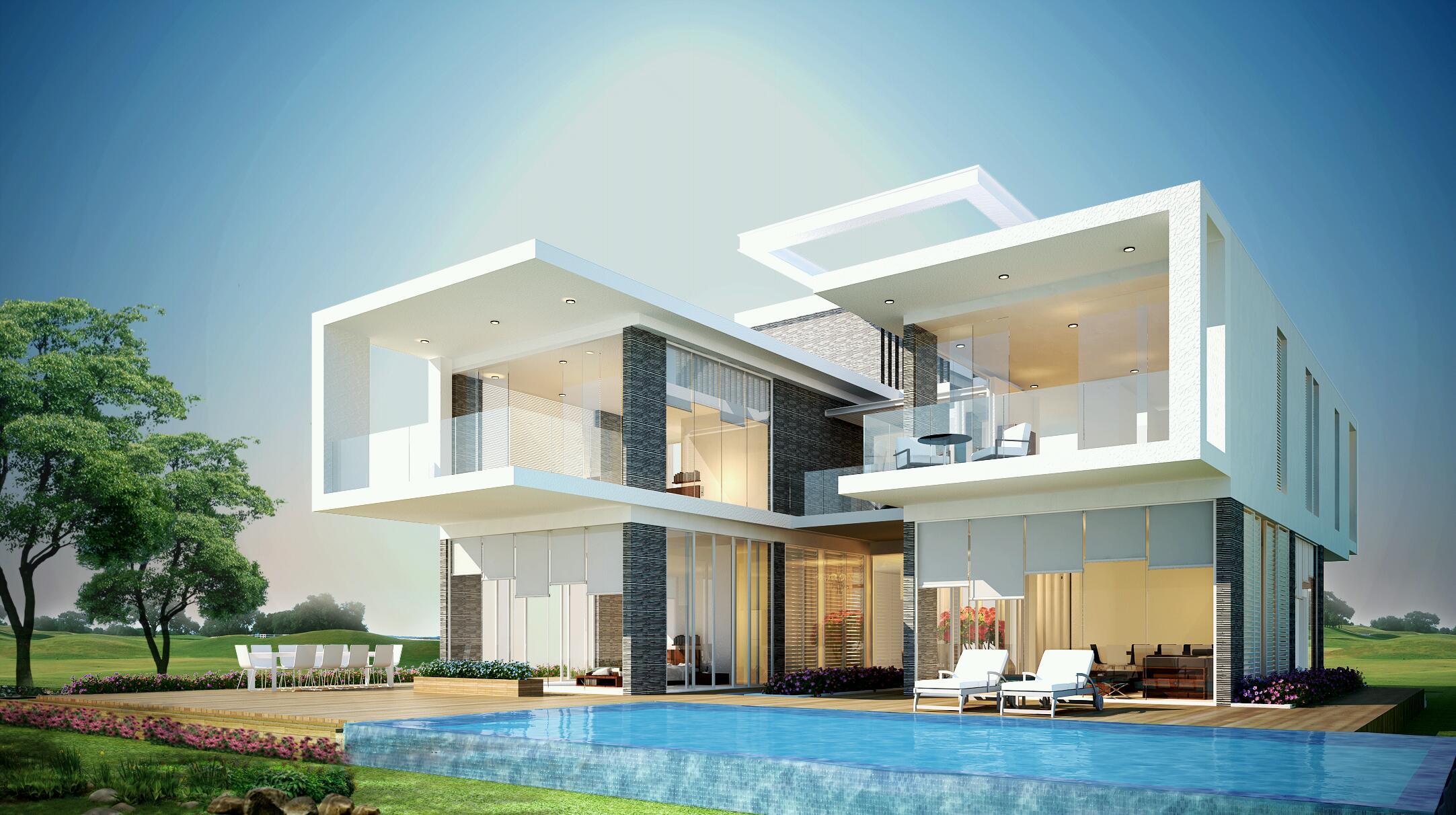Mẫu thiết kế biệt thự tại Hà Nội