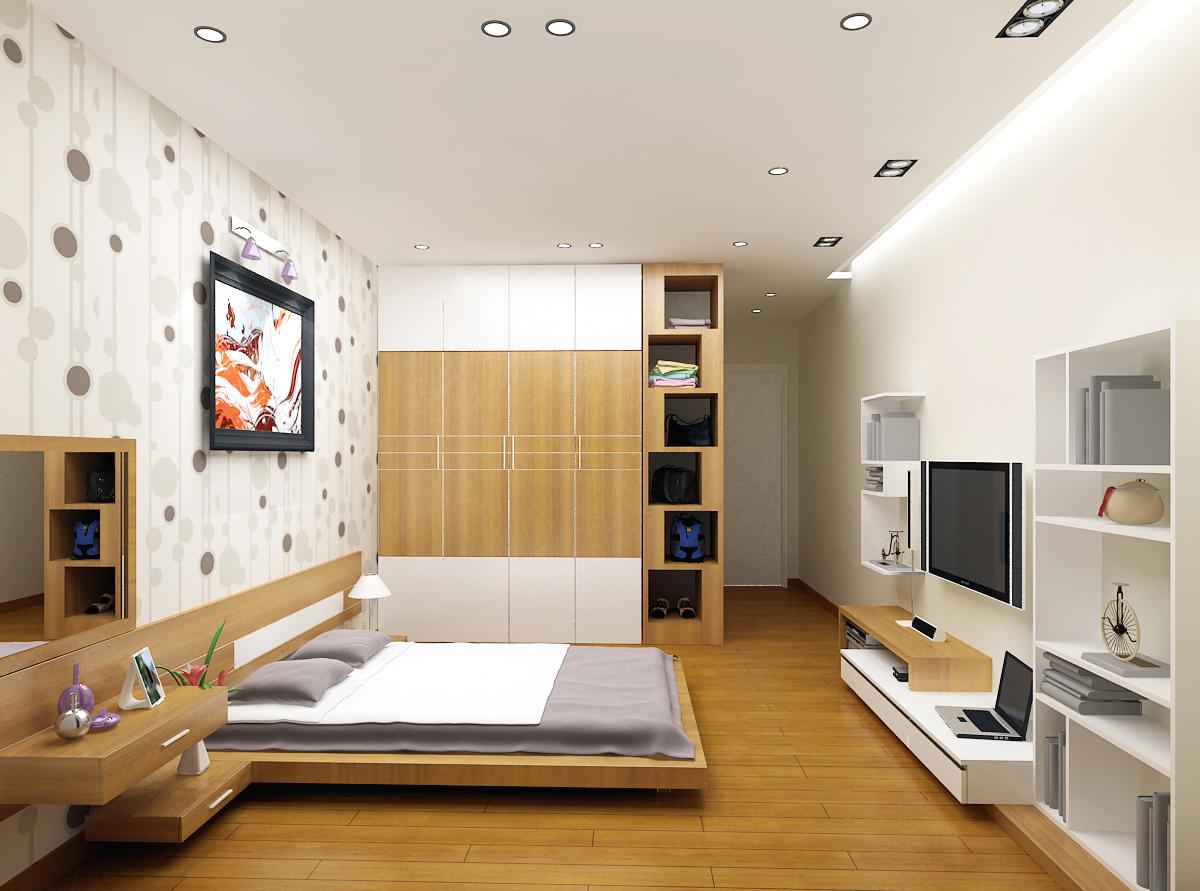 Mẫu thiết kế nội thất biệt thự